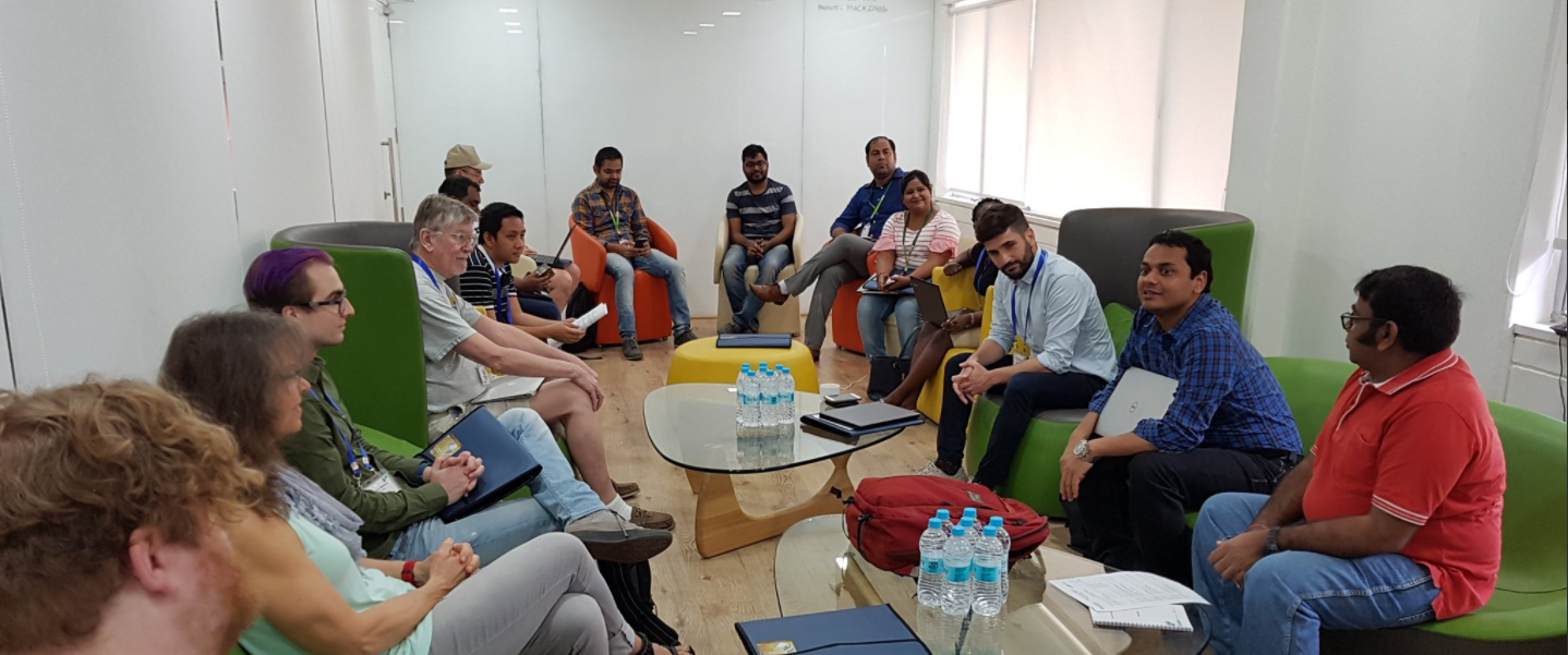 GOBii Hackathon at ICRISAT – April 2018