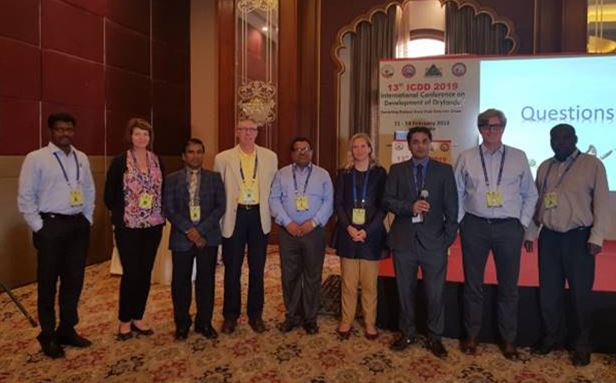 Big Data in Dryland Agriculture conference, Jodhpur, India Feb 12, 2019